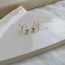 Pendiente Piercing Éclat